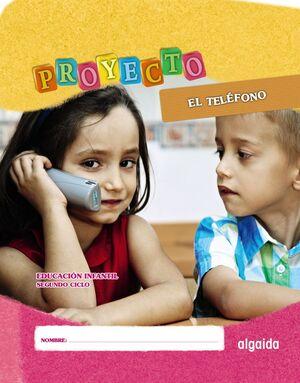 EL TELÉFONO. PROYECTO. ALGAIDA ´12