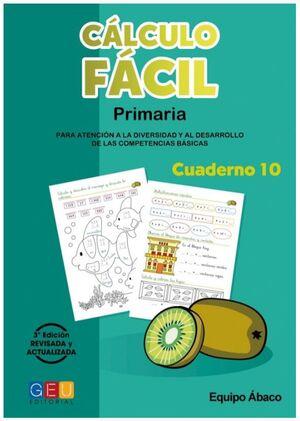 CÁLCULO FÁCIL 10
