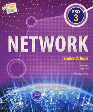 NETWORK 3º ESO. STUDENT´S BOOK. BURLINGTON ´19