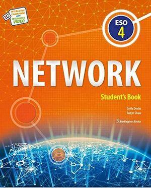 NETWORK 4º ESO. STUDENT´S BOOK. BURLINGTON ´20