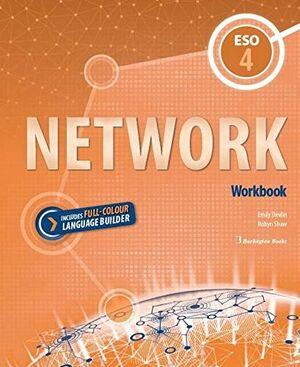 NETWORK 4º ESO. WORK BOOK. BURLINGTON ´20