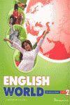 ENGLISH WORLD 2º ESO. STUDENT´S BOOK. BURLINGTON ´11
