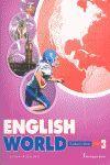 ENGLISH WORLD 3º ESO. STUDENT´S BOOK. BURLINGTON ´11