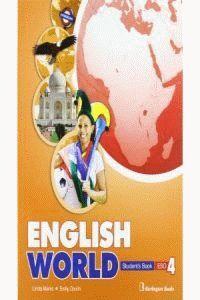 ENGLISH WORLD 4º ESO. STUDENT´S BOOK. BURLINGTON ´11
