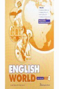 ENGLISH WORLD 4º ESO. WORKBOOK. BURLINGTON ´11