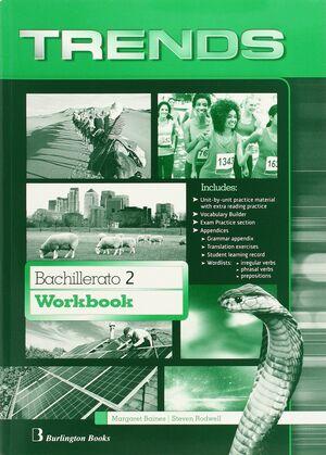 TRENDS 2º BACHILLERATO. WORKBOOK. BURLINGTON ´15