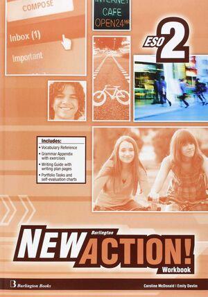 NEW ACTION 2º ESO. WORKBOOK. BURLINGTON ´16